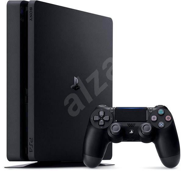 PlayStation 4 Slim 500 GB - Herní konzole