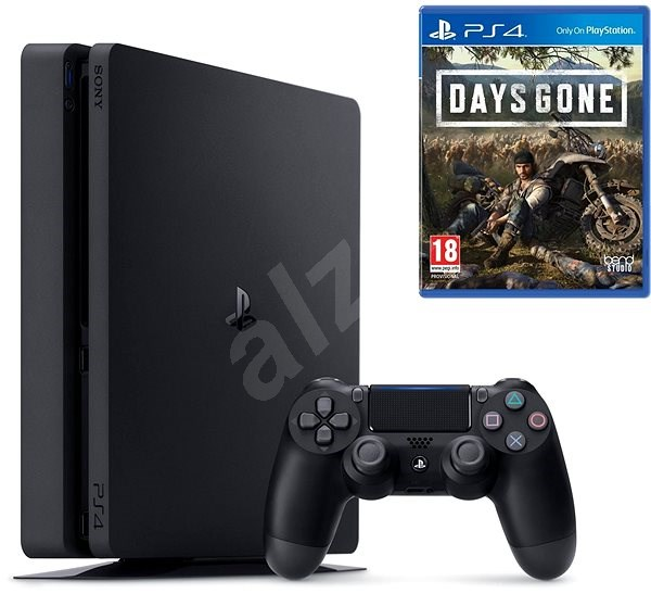 PlayStation 4 Slim 500 GB + Days Gone - Herní konzole