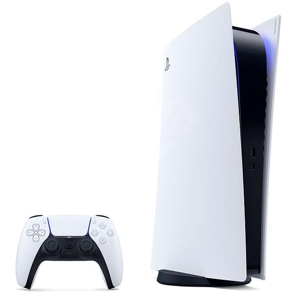 PlayStation 5 Digital Edition - Herní konzole