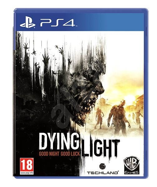 Dying Light - PS4 - Hra na konzoli