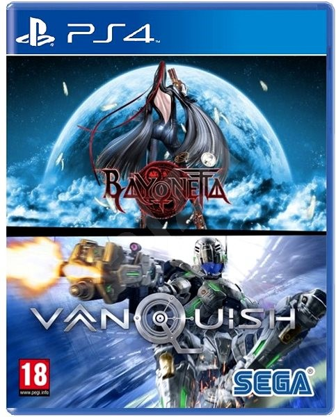 Bayonetta & Vanquish pack- PS4 - Hra pro konzoli
