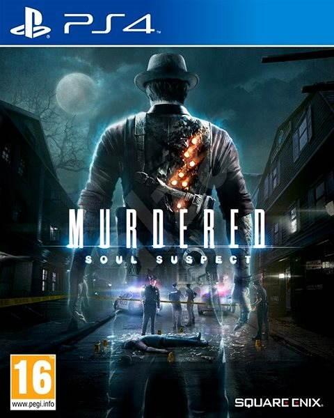 PS4 - Murdered: Soul Suspect - Hra pro konzoli