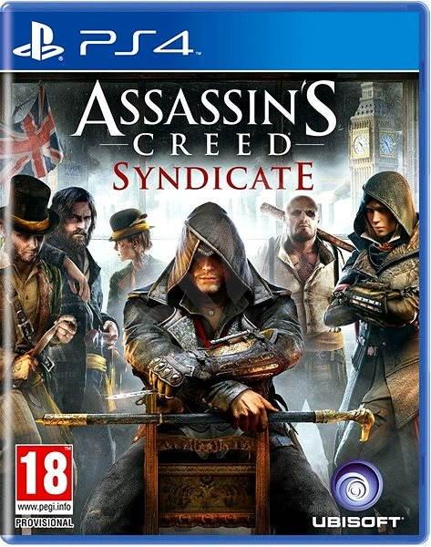 Assassins Creed: Syndicate  - PS4 - Hra na konzoli