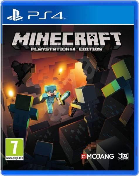 Minecraft - PS4 - Hra pro konzoli