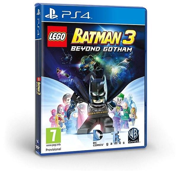 LEGO Batman 3: Beyond Gotham - PS4 - Hra pro konzoli