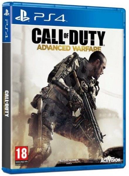 Call Of Duty: Advanced Warfare - PS4 - Hra pro konzoli