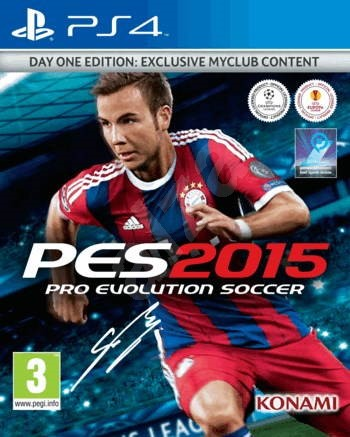 Pro Evolution Soccer 2015 (PES 2015) - PS4 - Hra pro konzoli