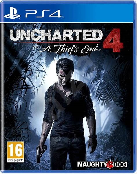 ab0c355f4 Uncharted 4: A Thief´s End CZ PLUS Edition - PS4 - Hra pro konzoli ...