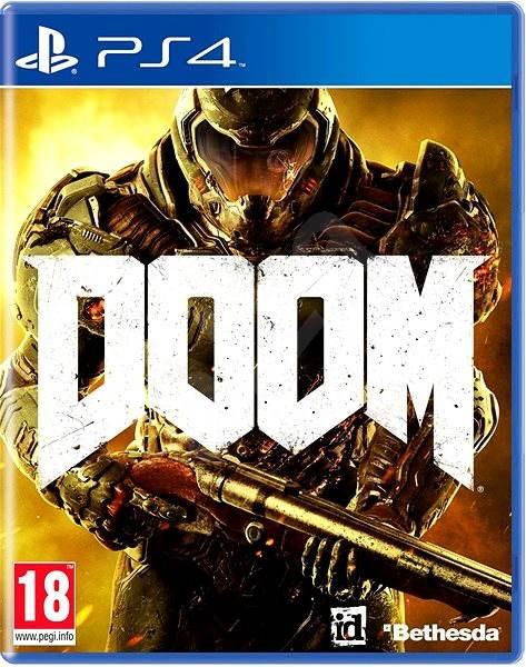 DOOM - PS4 - Hra pro konzoli