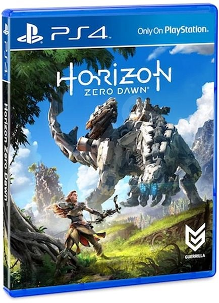 Horizon: Zero Dawn - PS4 - Hra pro konzoli
