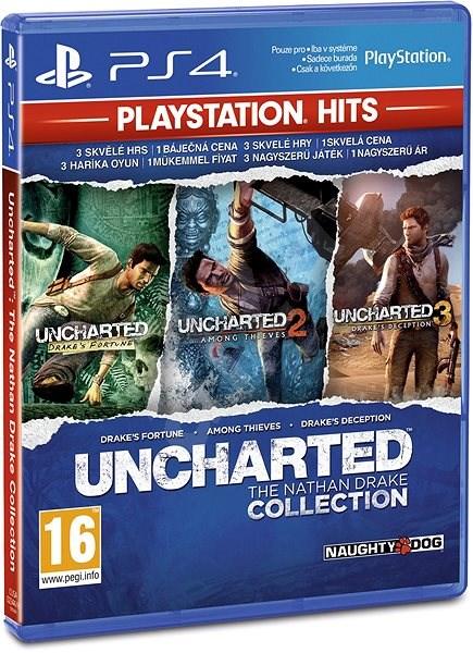 Uncharted : The Nathan Drake Collection - PS4 - Hra pro konzoli