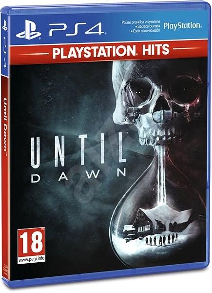 Until Dawn - PS4 - Hra pro konzoli