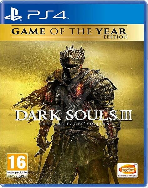 Dark Souls III: The Fire Fades Edition (GOTY) - PS4 - Hra pro konzoli
