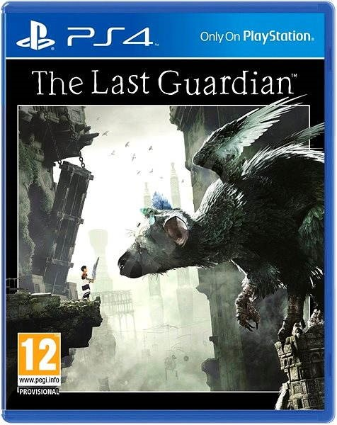 The Last Guardian - PS4 - Hra na konzoli