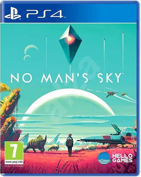No Mans Sky - PS4 - Hra pro konzoli