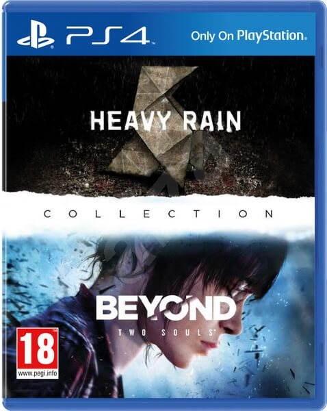 Heavy Rain & Beyond Two Souls Collection - PS4 - Hra pro konzoli