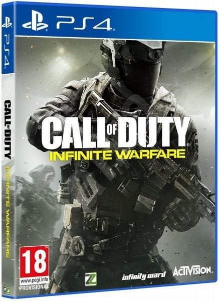 Call of Duty: Infinite Warfare - PS4 - Console Game
