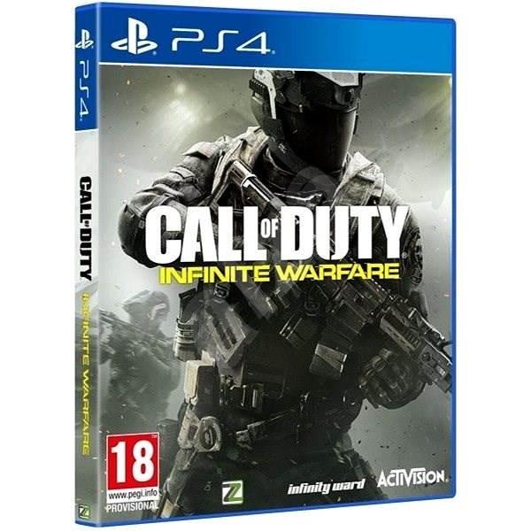 Call of Duty: Infinite Warfare Legacy Edition - PS4 - Console Game