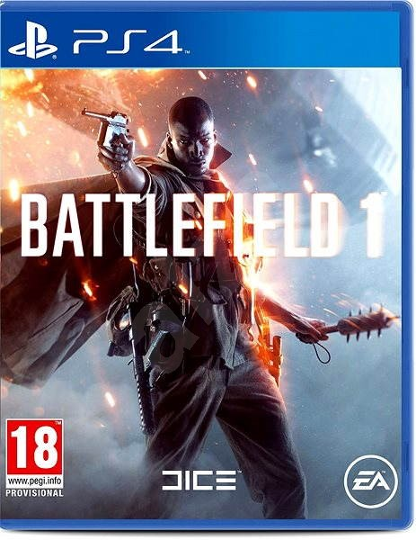 Battlefield 1 - PS4 - Hra pro konzoli