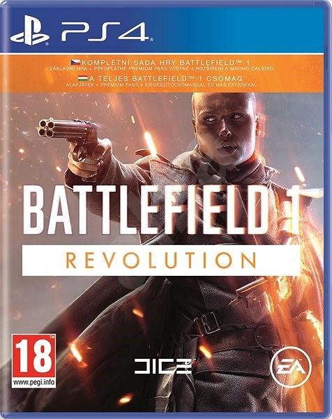 9f0df0125 Battlefield 1 Revolution - PS4 - Hra pro konzoli | Alza.cz