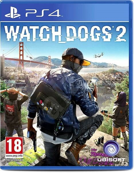 Watch Dogs 2 - PS4 - Hra na konzoli