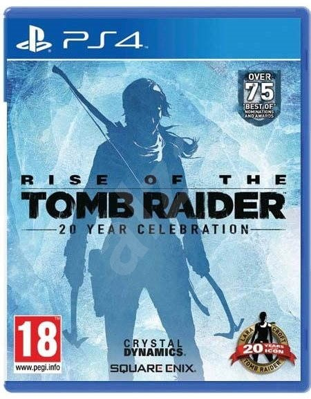 Rise of The Tomb Raider 20th Celebration Edition - PS4 - Hra pro konzoli