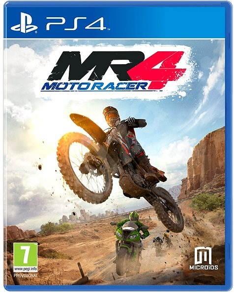 Moto Racer 4 - PS4  - Hra pro konzoli