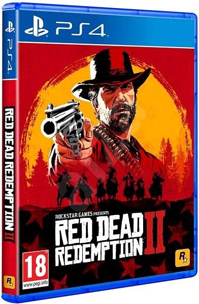 Red Dead Redemption 2 - PS4 - Hra pro konzoli  e3bde0798a