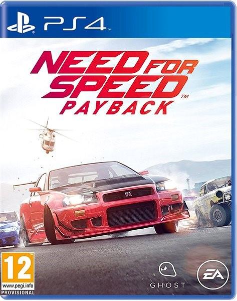 Need for Speed Payback - PS4 - Hra na konzoli