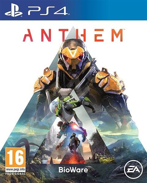 Anthem - PS4 - Hra pro konzoli