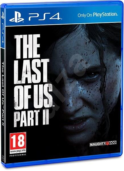 The Last of Us Part II - PS4 - Hra pro konzoli