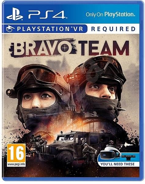 Bravo Team - PS4 VR - Hra pro konzoli