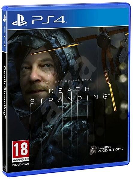 Death Stranding - PS4 - Hra na konzoli