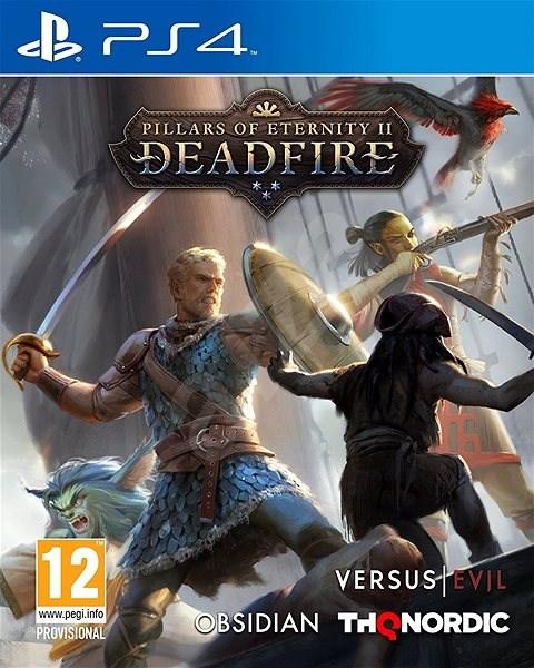 Pillars of Eternity 2: Deadfire - PS4 - Hra pro konzoli