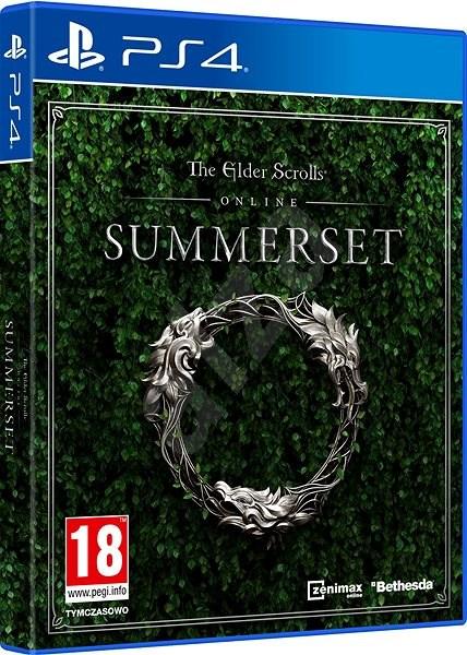 The Elder Scrolls Online: Summerset - PS4 - Hra pro konzoli