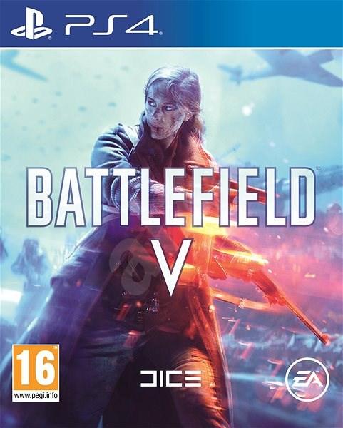 Battlefield V - PS4 - Hra pro konzoli