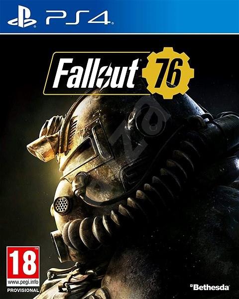 Fallout 76 - PS4 - Hra pro konzoli
