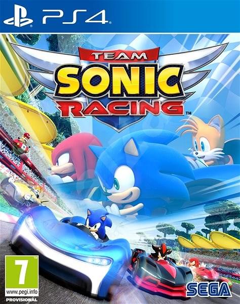 Team Sonic Racing - PS4 - Hra pro konzoli