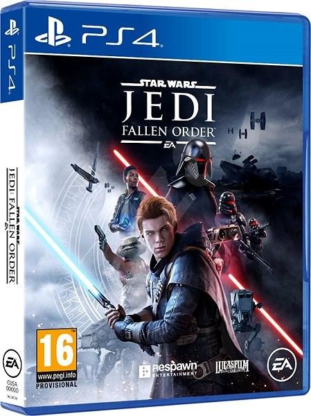 Star Wars Jedi: Fallen Order - PS4 - Hra na konzoli