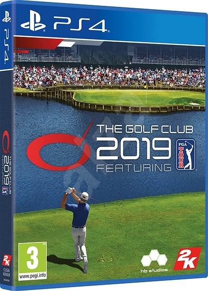 The Golf Club 2019 - PS4 - Hra pro konzoli
