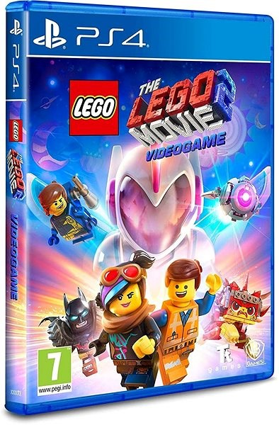 LEGO Movie 2 Videogame - PS4 - Hra pro konzoli