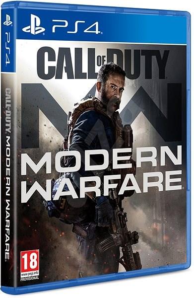 Call of Duty: Modern Warfare (2019) - PS4 - Hra na konzoli