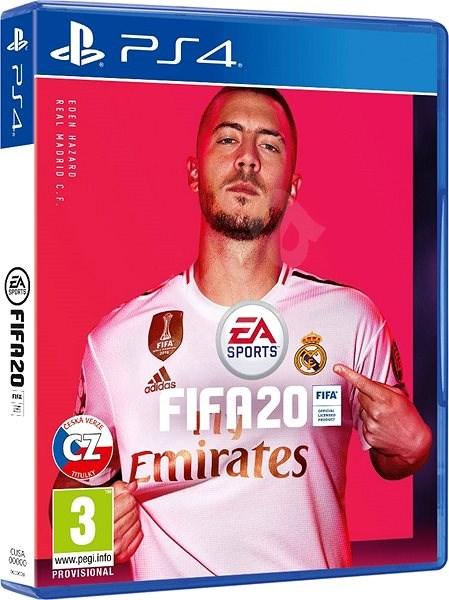 FIFA 20 - PS4 - Hra pro konzoli