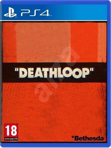 Deathloop - PS4 - Hra pro konzoli