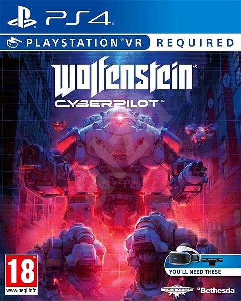 Wolfenstein Cyberpilot - PS4 VR - Hra pro konzoli
