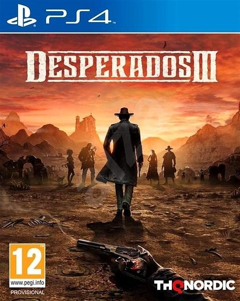 Desperados III - PS4 - Hra pro konzoli