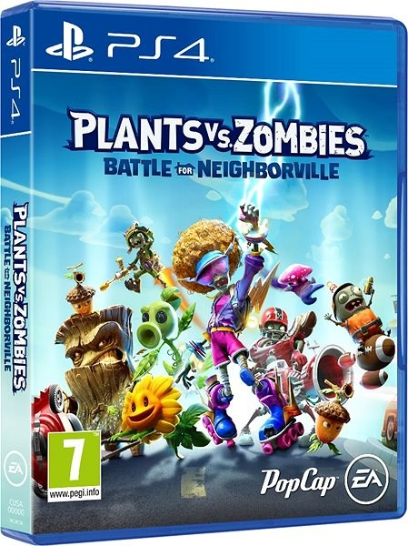 Plants vs Zombies: Battle for Neighborville - PS4 - Hra pro konzoli