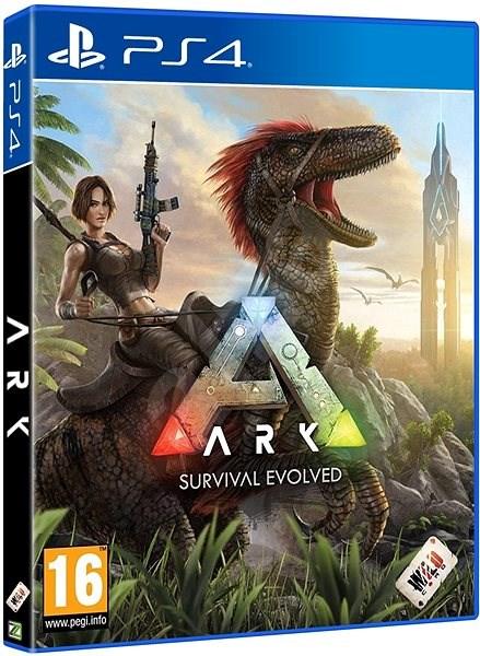 ARK: Survival Evolved - PS4 - Hra pro konzoli