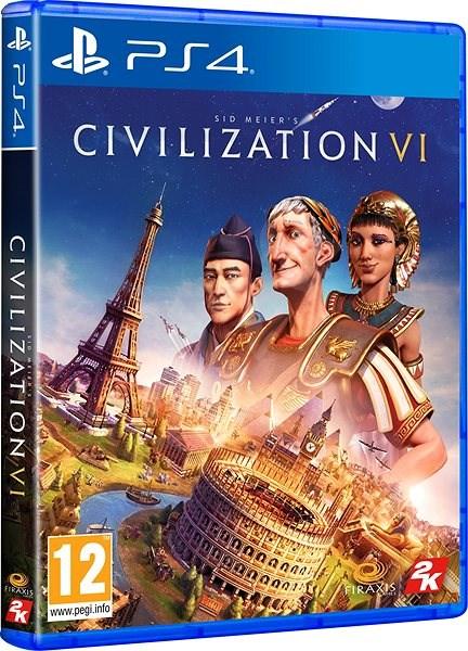 Sid Meiers Civilization VI - PS4 - Hra pro konzoli