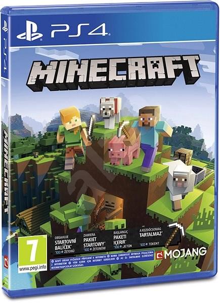 Minecraft: Bedrock Edition - PS4 - Hra pro konzoli